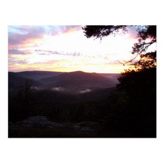 Arkansas Sunset Post Cards