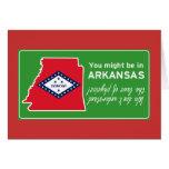 Arkansas Tarjeta
