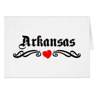 Arkansas Tattoo Cards