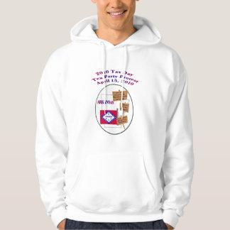 Arkansas Tax Day Tea Party Hooded Sweatshirt