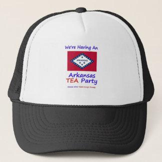 Arkansas TEA Party - We're Taxed Enough Already! Trucker Hat