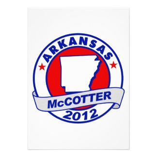 Arkansas Thad McCotter Invite