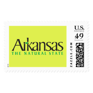 Arkansas The Natural State Postage