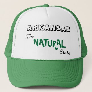 Arkansas - The Natural State Trucker Hat