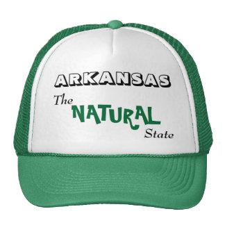 Arkansas - The Natural State Trucker Hat