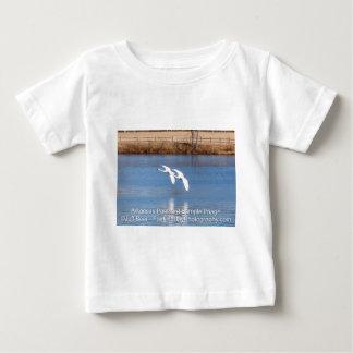 Arkansas Trumpeter Swans Baby T-Shirt