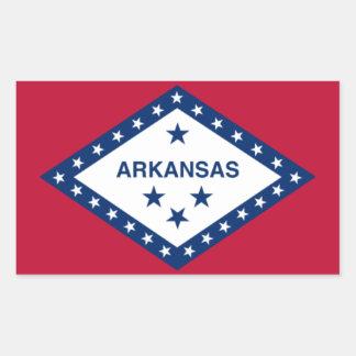 Arkansas United States Flag Sticker
