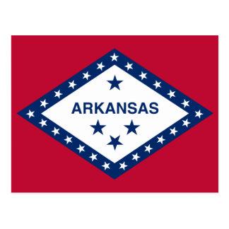 Arkansas, United States Postcard