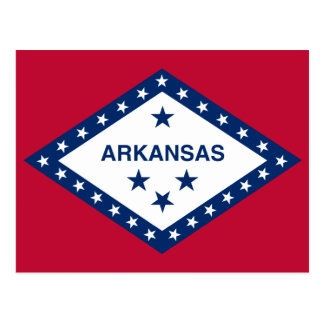 Arkansas, United States Post Card
