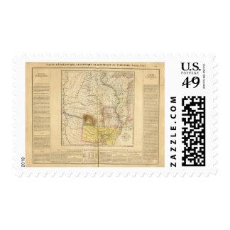 Arkansas US Postage