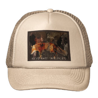 Arkansas Wildlife Products Mesh Hat