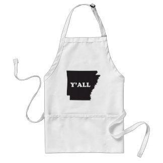 Arkansas Yall Aprons