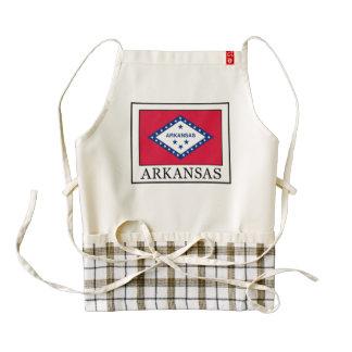 Arkansas Zazzle HEART Apron