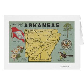 ArkansasLarge Letter ScenesArkansas Card