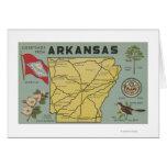 ArkansasLarge Letter ScenesArkansas Greeting Cards