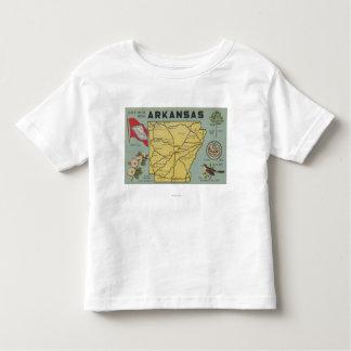 ArkansasLarge Letter ScenesArkansas T-shirt
