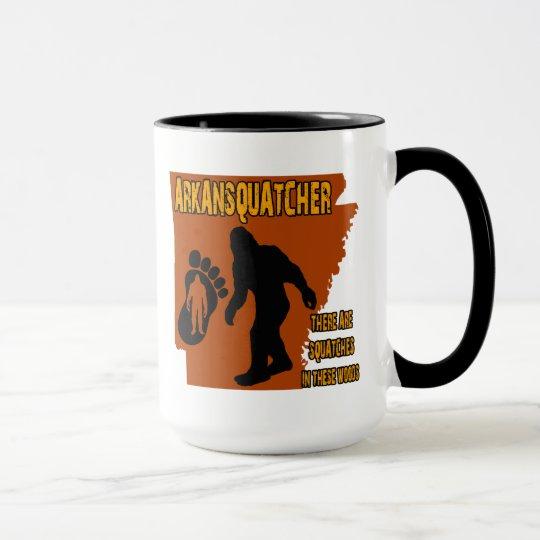 Arkansquatcher Mug