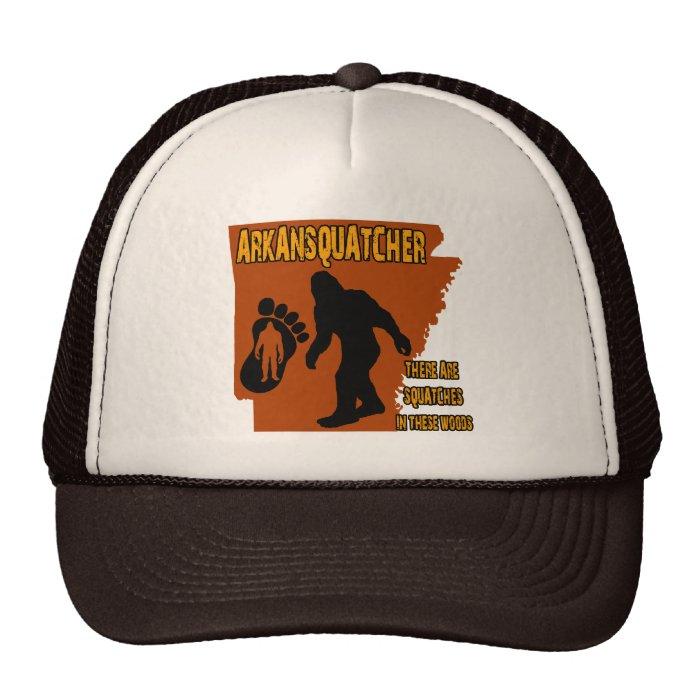 Arkansquatcher Trucker Hat