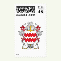 Arkel Family Crest Stamps