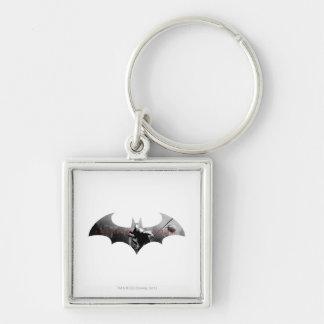 Arkham City Bat Symbol Keychain