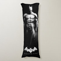Arkham City | Batman Black and White Wide Pose Body Pillow
