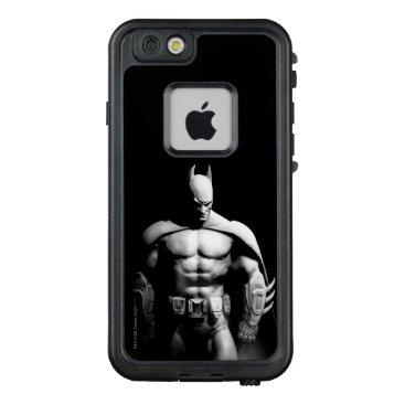 Arkham City | Batman Black and White Wide Pose LifeProof FRĒ iPhone 6/6s Case