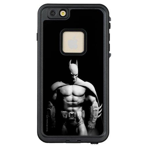 Arkham City | Batman Black and White Wide Pose LifeProof FRĒ iPhone 6/6s Plus Case