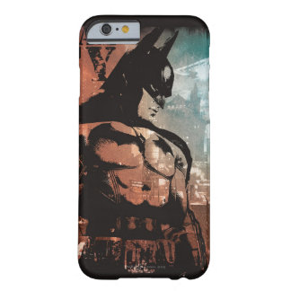 Arkham City Batman mixed media Barely There iPhone 6 Case