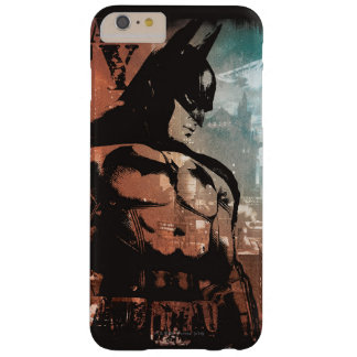 Arkham City Batman mixed media Barely There iPhone 6 Plus Case