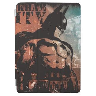 Arkham City Batman mixed media iPad Air Cover