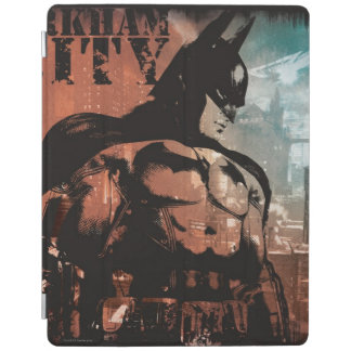 Arkham City Batman mixed media iPad Cover