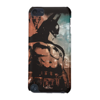 Arkham City Batman mixed media iPod Touch (5th Generation) Case