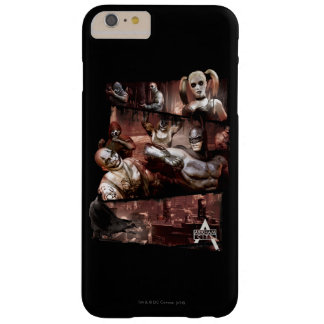 Arkham City Characters Trifold Barely There iPhone 6 Plus Case
