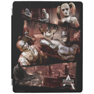 Arkham City Characters Trifold iPad Smart Cover