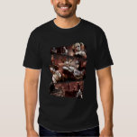 Arkham City Characters Trifold Shirt