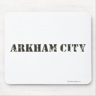 Arkham City Distressed Mouse Pad