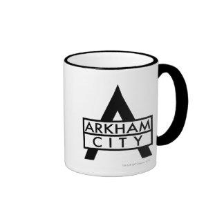 Arkham City Icon Ringer Mug