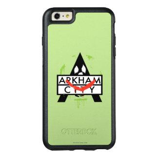 Arkham City Icon w/ Joker marks 2 OtterBox iPhone 6/6s Plus Case