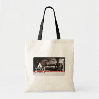 Arkham City Mass Transit Pass Tote Bag