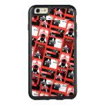 Arkham City Propaganda Pattern OtterBox iPhone 6/6s Plus Case