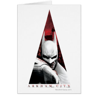 Arkham City Triangle Card