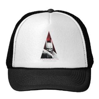 Arkham City Triangle Trucker Hat