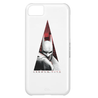 Arkham City Triangle iPhone 5C Covers