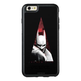 Arkham City Triangle OtterBox iPhone 6/6s Plus Case