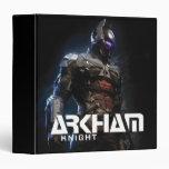 Arkham Knight Character Art 3 Ring Binder