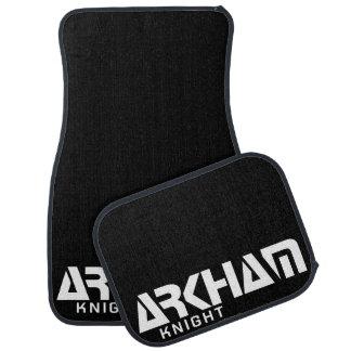 Arkham Knight Graphic Car Floor Mat