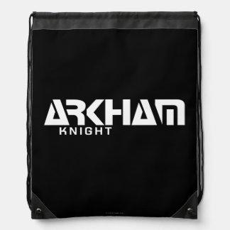 Arkham Knight Graphic Drawstring Bag