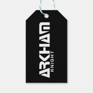 Arkham Knight Graphic Gift Tags