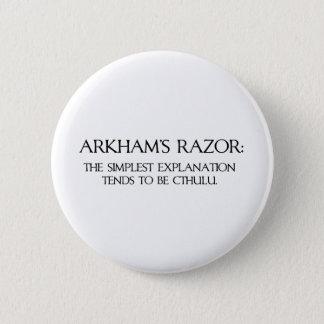 Arkham's Razor Button