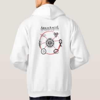 Arkhangel: the Great Nameless Realm Diagram Hoodie